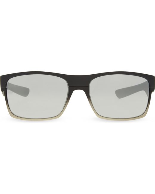 199eebfe4c Oakley Oo9189 Twoface Sunglasses in Black for Men - Lyst