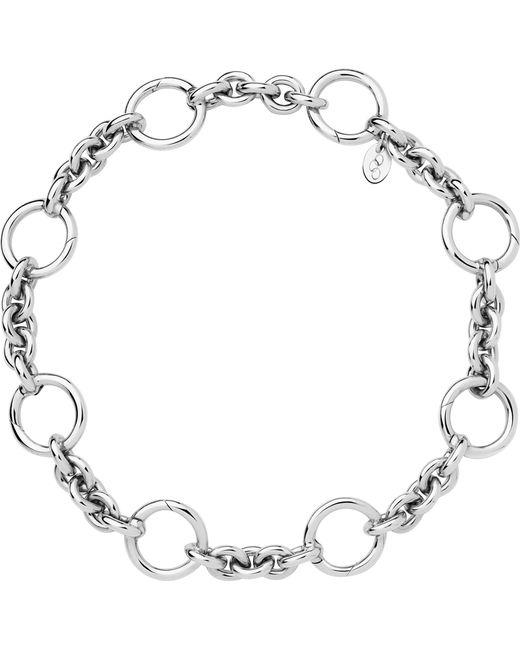 Links of London | Black Capture Sterling Silver Bracelet | Lyst