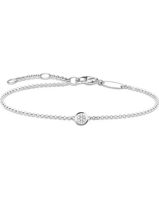 Thomas Sabo - Metallic Glam And Soul Diamond Pavé Bracelet - Lyst