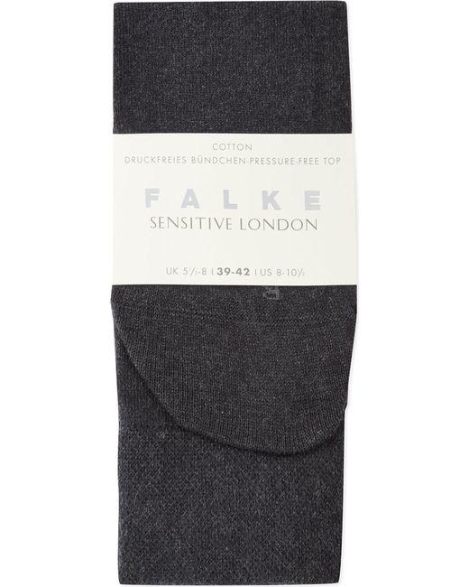 Falke | Gray Sensitive London Socks | Lyst