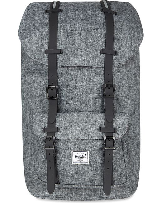 Herschel Supply Co. | Black Classic Little America Backpack for Men | Lyst