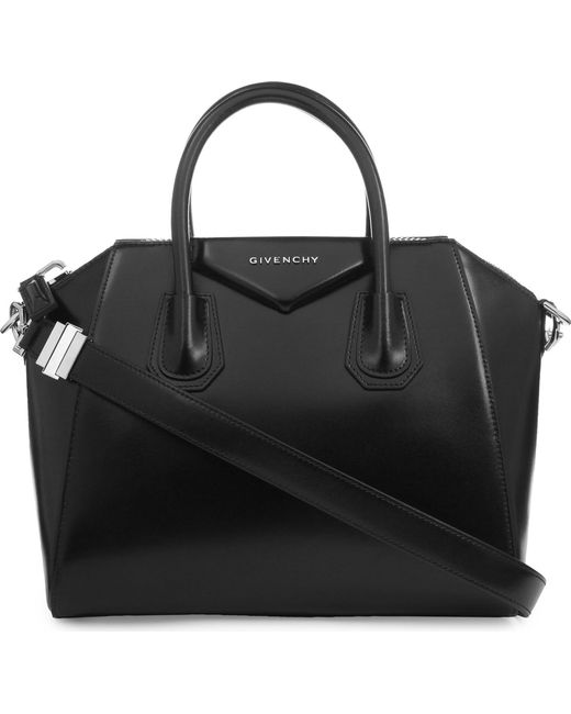 Givenchy - Red Antigona Small Leather Tote - Lyst