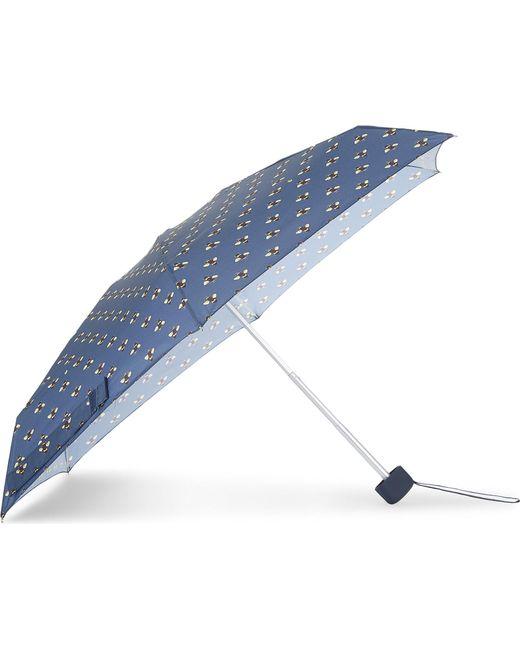 Fulton | Blue Bee Print Umbrella | Lyst