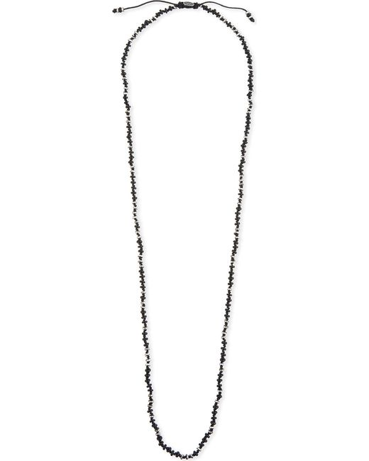 M. Cohen | Multicolor Mens Four Layer Templar Jointed Mini Gemstone Bracelet | Lyst