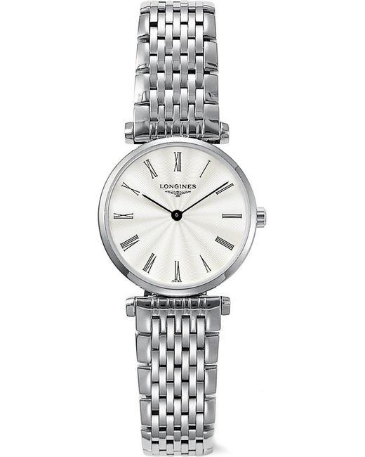 Longines - Metallic L42094716 La Grande Classique Watch for Men - Lyst