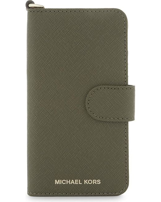 Michael Kors Iphone  Folio Case