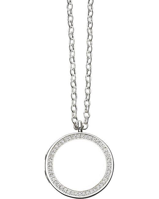 Astley Clarke | Metallic Medium Cosmos Locket | Lyst