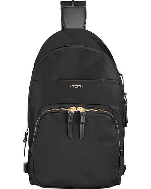 Tumi | Black Nadia Convertible Backpack Sling | Lyst