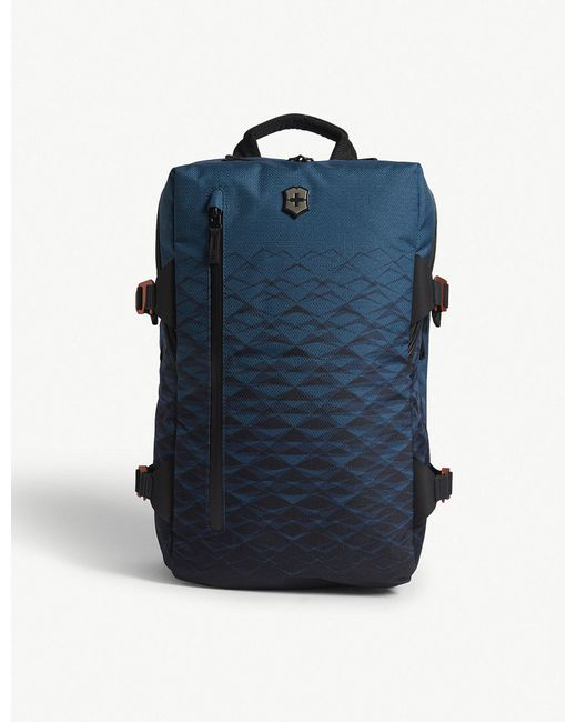 "Victorinox - Blue Vx Touring 17"" Laptop Backpack for Men - Lyst"
