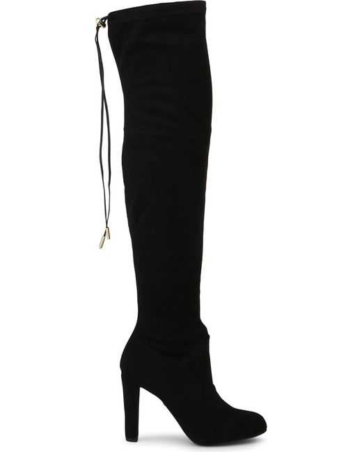 Carvela Kurt Geiger - Blue Sammy Heeled Over The Knee Boots - Lyst