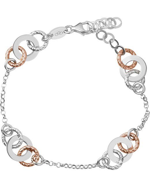 Links of London | Metallic Aurora Link Bracelet | Lyst