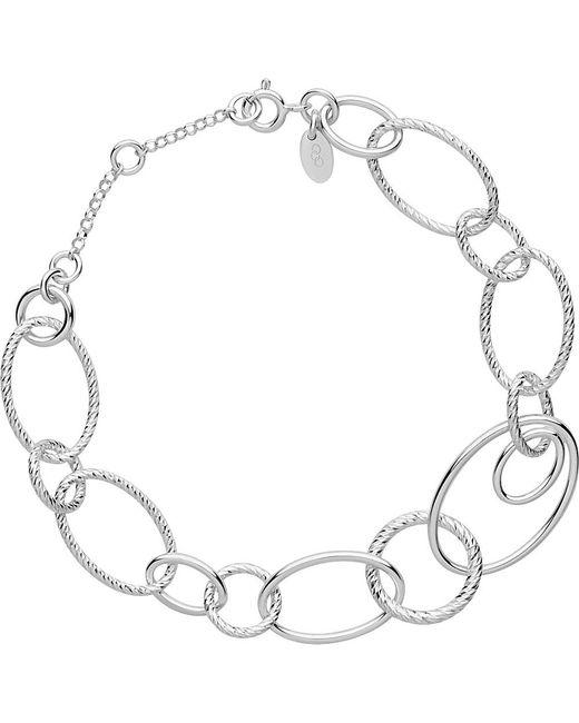 Links of London | Metallic Aurora Sterling Silver Bracelet | Lyst