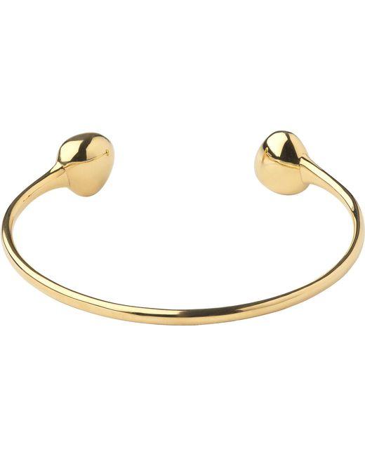 Links of London | Metallic 18-carat Yellow-gold Hope Cuff | Lyst