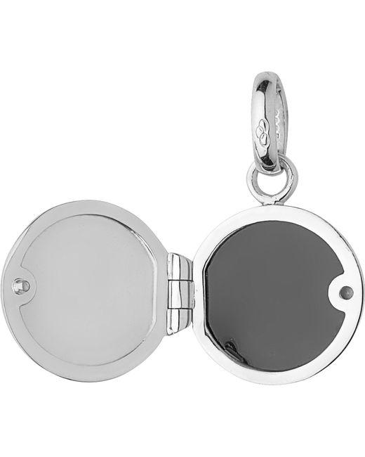 Links of London | Metallic Mini Keepsake Locket Sterling Silver Charm | Lyst