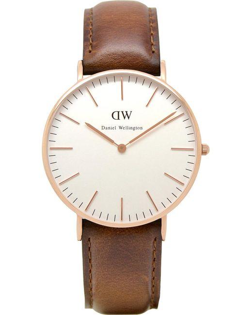 Daniel Wellington - Black 0507dw Classic St Andrews Ladies Watch - Lyst