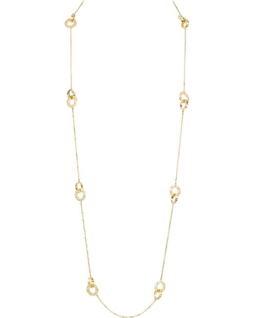 Cartier - Metallic Love 18ct Gold Necklace - Lyst