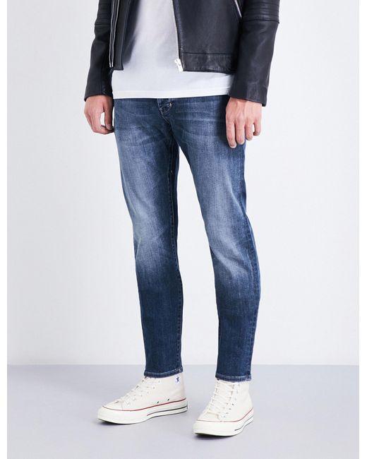 Neuw - Blue Harujuku Slim-fit Skinny Jeans for Men - Lyst