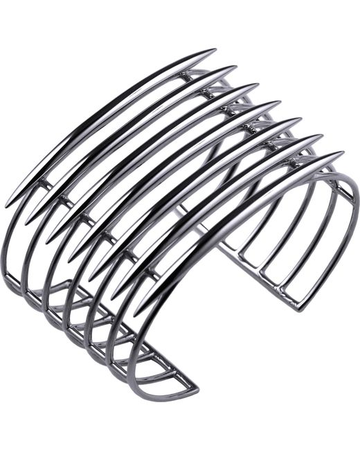 Shaun Leane | Multicolor Grid Sterling Silver Quill Cuff | Lyst