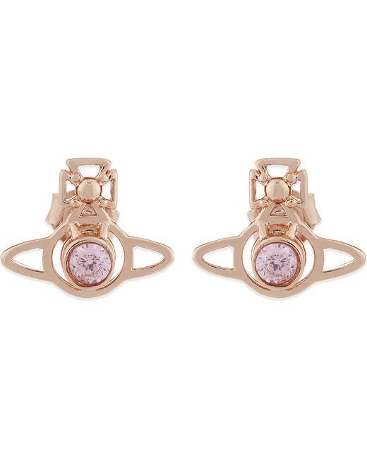 Vivienne Westwood | Metallic Nora Orb Earrings | Lyst