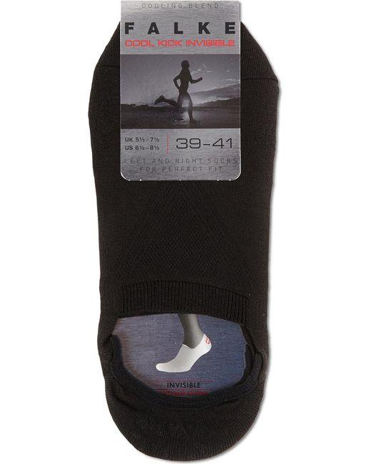 Falke - Black Cool Kick Invisible Socks for Men - Lyst