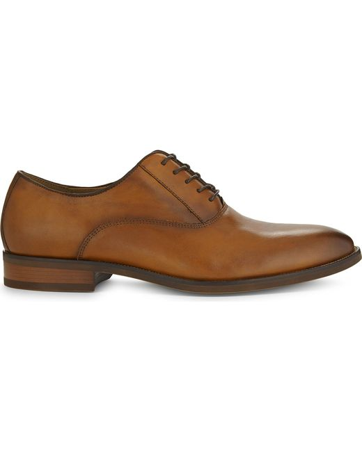 ALDO | Brown Eloie Leather Oxford Shoes for Men | Lyst