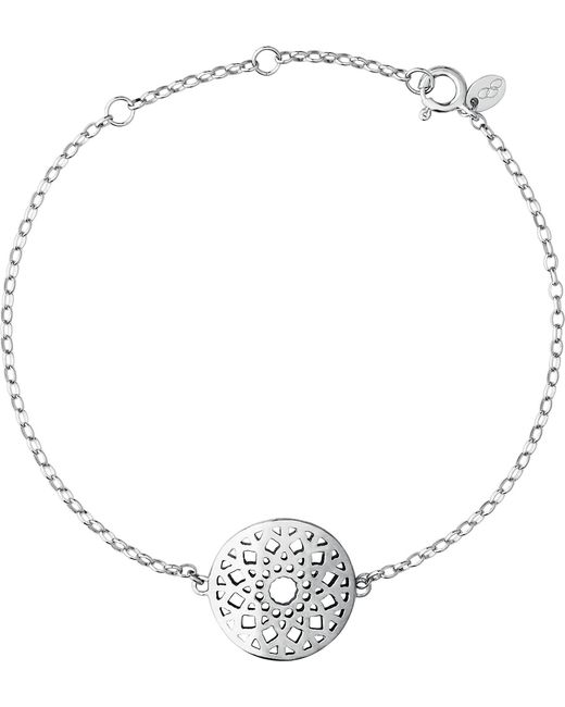 Links of London | Metallic Timeless Sterling Silver Bracelet | Lyst