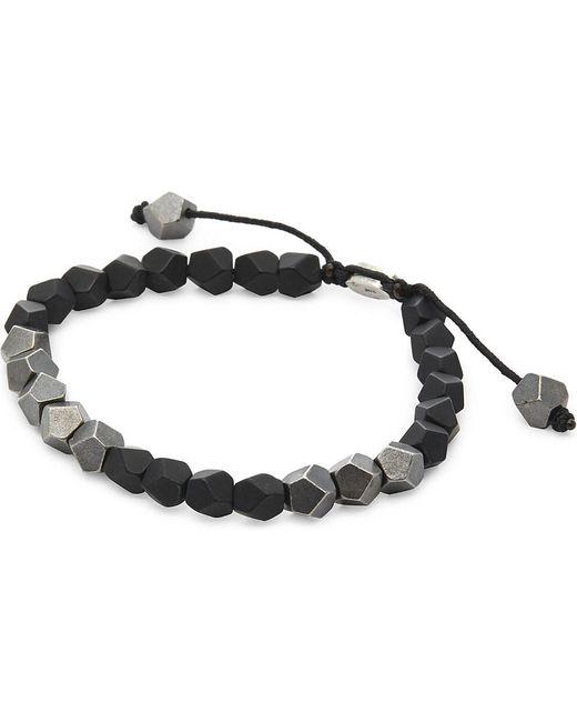 M. Cohen   Black Deca 10 Beaded Bracelet   Lyst