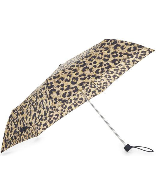 Fulton | Multicolor Leopard Print Umbrella | Lyst