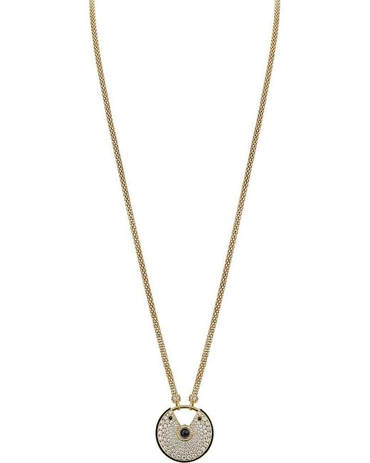 Cartier | Metallic Amulette De 18ct Yellow-gold | Lyst