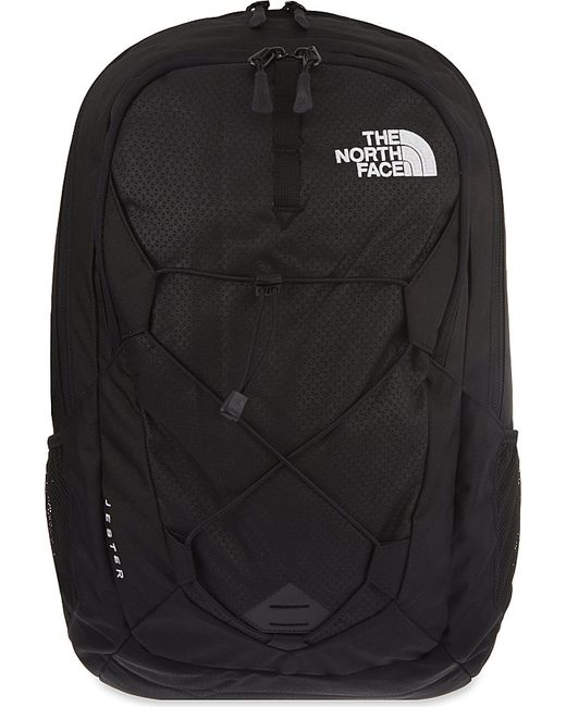 The North Face   Black Jester Backpack for Men   Lyst