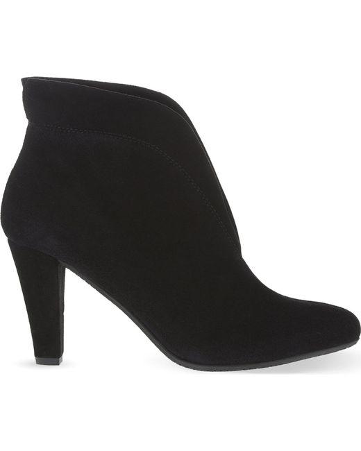 Carvela Kurt Geiger - Rida Ankle Boots, Black, It 37 - Lyst