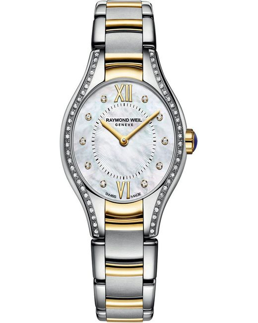 Raymond Weil - Metallic 5124-sps00985 Noemia Stainless Steel for Men - Lyst