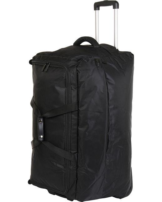 Lipault - Black Foldable Wheeled Duffel Bag 78cm for Men - Lyst