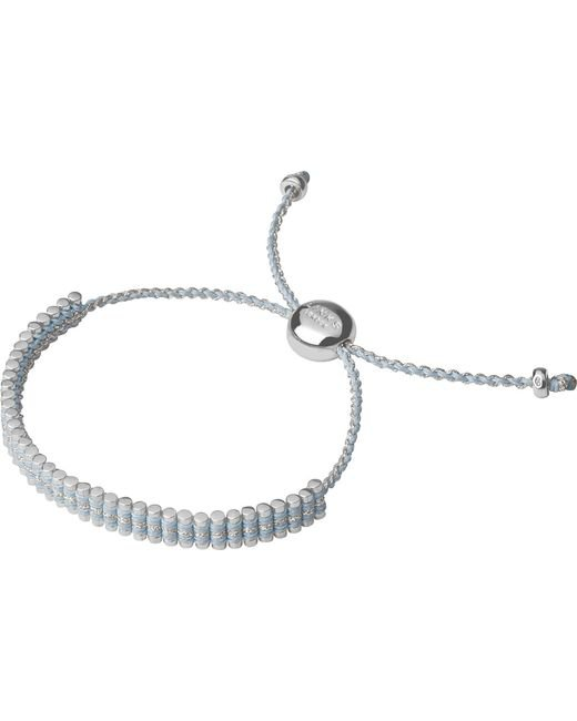 Links of London | Metallic Mini Friendship Bracelet | Lyst