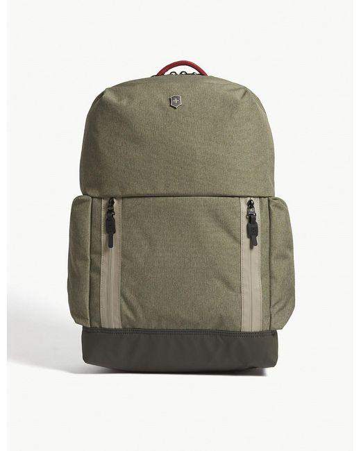 "Victorinox - Green Altmont Classic Deluxe 15"" Laptop Backpack for Men - Lyst"