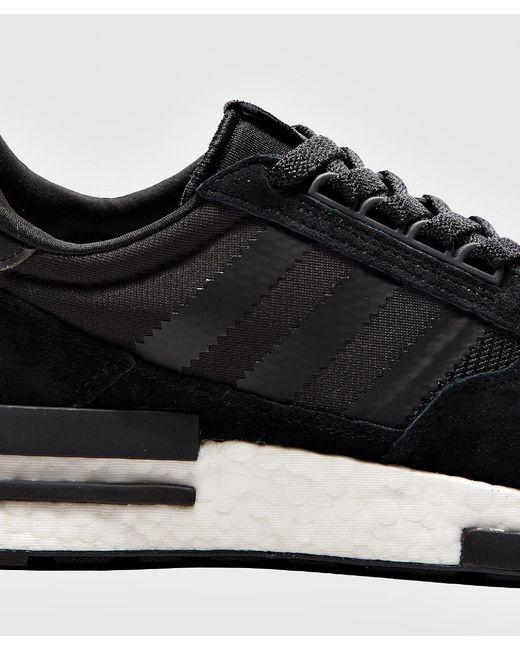 d957af087e873 ... Adidas - Black Zx 500 Rm Sneaker for Men - Lyst ...
