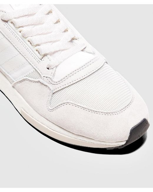 1047f4c1d9258 ... Adidas - White Zx 500 Rm Sneaker for Men - Lyst