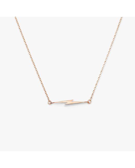 Shinola | Metallic Bolt Necklace | Lyst