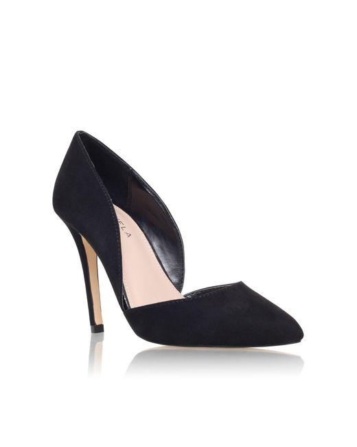 Carvela Kurt Geiger - Black Lexi High Heel Court Shoes - Lyst