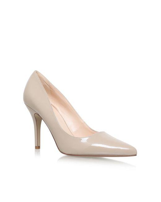Nine West - Natural Flagship High Heel Court Shoes - Lyst