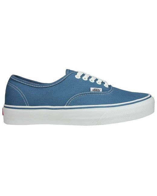 Vans - Blue Authentic for Men - Lyst