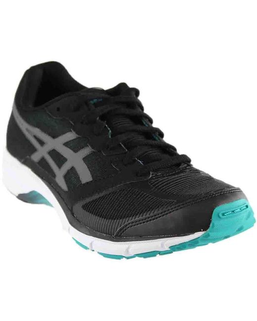 f0a12eda60bd Lyst - Asics Lyteracer Ts 6 in Black for Men - Save 71%
