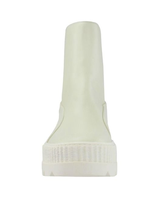 87e8531c413bdf ... PUMA - White Fenty By Rihanna Chelsea Sneaker Boot for Men - Lyst ...