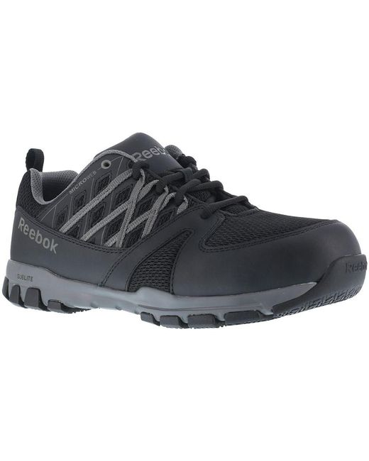 Reebok | Black Sublite Work for Men | Lyst