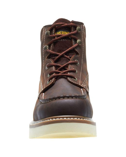 aa977735aeb7 Lyst - Wolverine Loader St 6in in Brown for Men - Save 35%