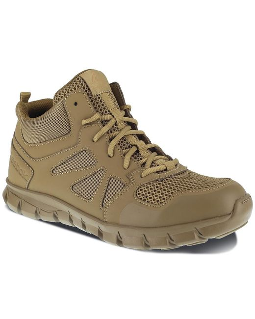 Reebok - Brown Sublite Cushion Tactical for Men - Lyst