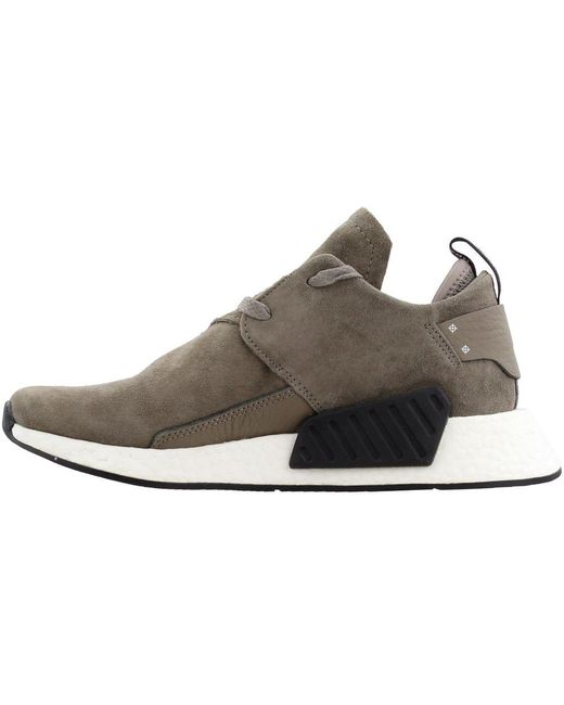 3a6209243949d ... Adidas - Brown Nmd C2 for Men - Lyst ...