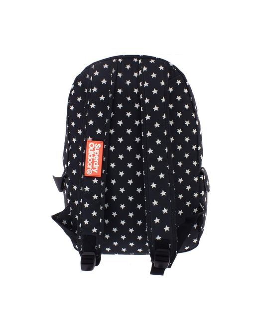 Superdry Print Edition Montana Rucksack in Blue - Save 14% | Lyst : superdry quilted rucksack - Adamdwight.com