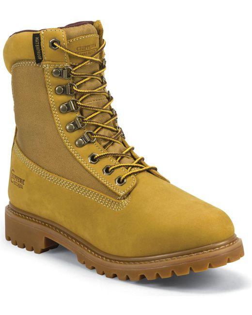 Chippewa Boots - Brown Gunnison Lug 8 for Men - Lyst
