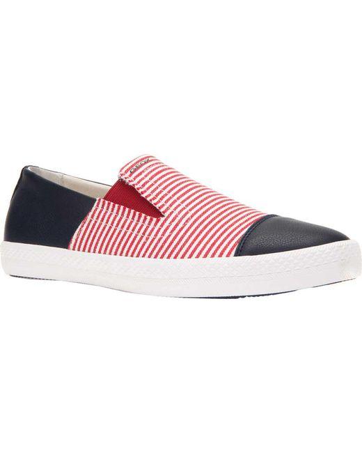 Geox Giyo Glisser Sur Sneaker D829fb (femmes) 100% Garanti Choix À Vendre Dédouanement Livraison Rapide Forfait De Compte À Rebours Pas Cher kUSdVyRN